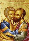 29 حزيران تذكار الرسولين المعظمين بطرس وبولس