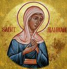 25 تموز تذكار القديسة حنه والدة مريم العذراء