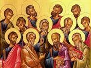 30 حزيران تذكار الرسل الاثني عشر