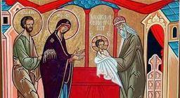 1 كانون الثاني تذكار ختانة سيدنا يسوع المسيح