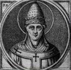 2 كانون الثاني تذكار القديس سلفستروس الأول بابا روما