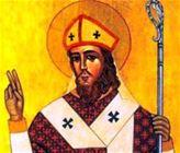 14 كانون الثاني تذكار القديس هيلاريوس أسقف بواتيه