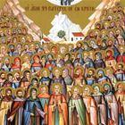 25 حزيران تذكار القديسة الشهيدة قبرونيا