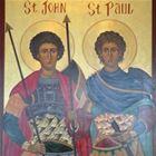26 حزيران تذكار الشهيدين يوحنا وبولس