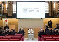 رسالة البابا مناسبة الذكرى المئويّة الأولى لتأسيس المعهد الحبري الشرقي